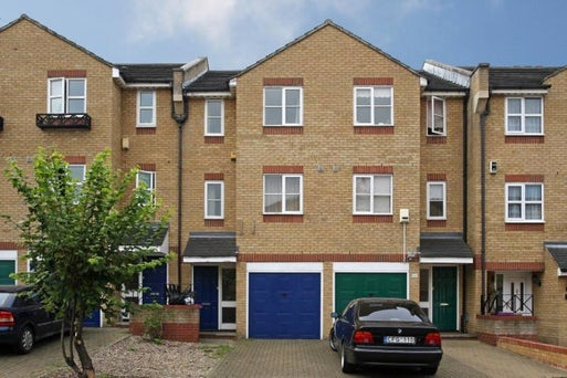 Mast House Terrace, London E14 3RW