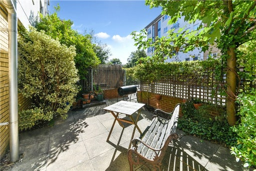 Cottrill Gardens, Marcon Place, Hackney E8 1NY