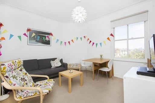 Cecil Mansions, Marius Road, Balham, London SW17 7QN